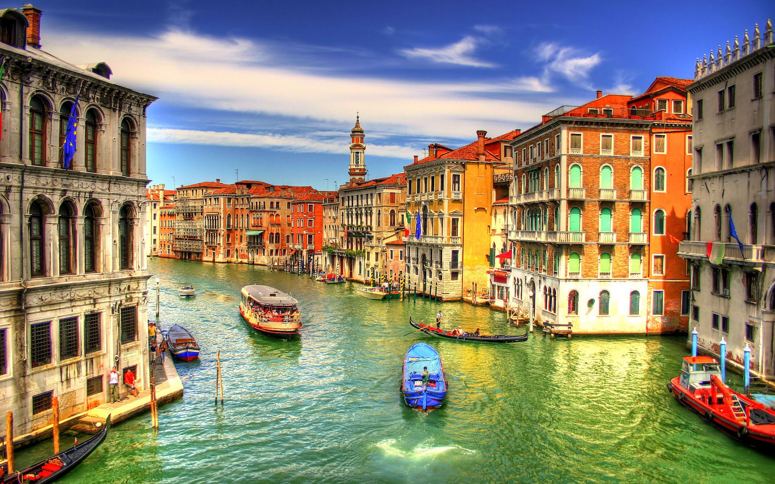 Venice Italy Wallpapers – 2560×1600 – 961827