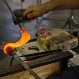 FREE Venice Murano Island Glass Factory Tour with Glass Blowing Demonstration (small groups tour)